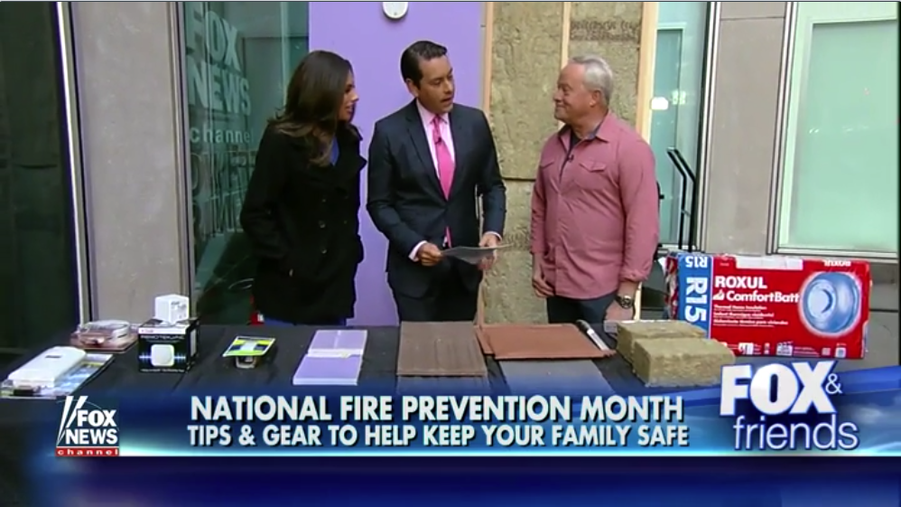 danny lipford - danny fox and friends fire safety